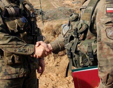 Polscy żołnierze odbudują zniszczone mosty w Małopolsce