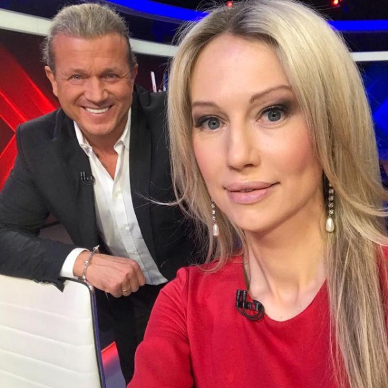 Magdalena Ogórek i Jarosław Jakimowcz w 2021 roku