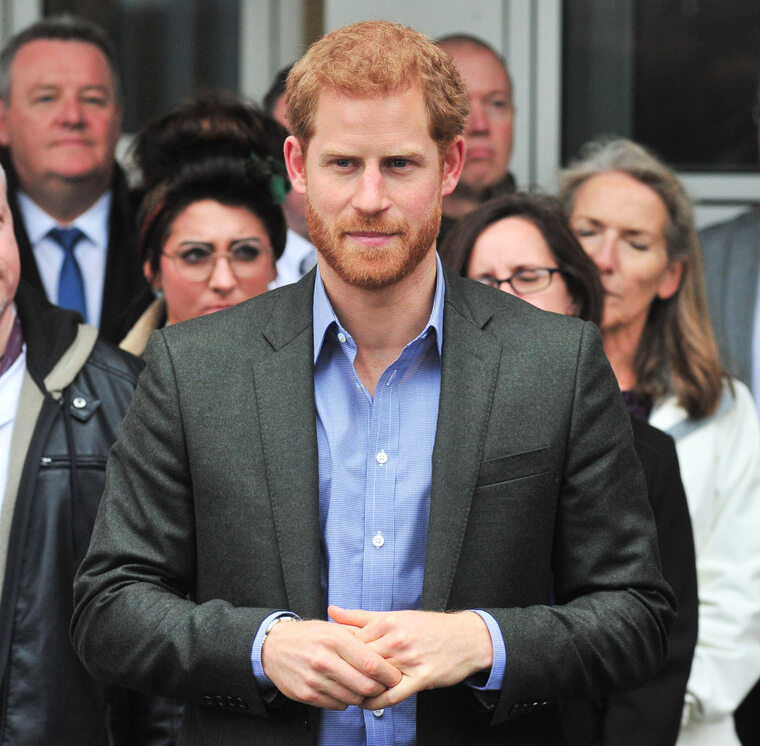 Książę Harry – biografia, najnowsze informacje - Wprost