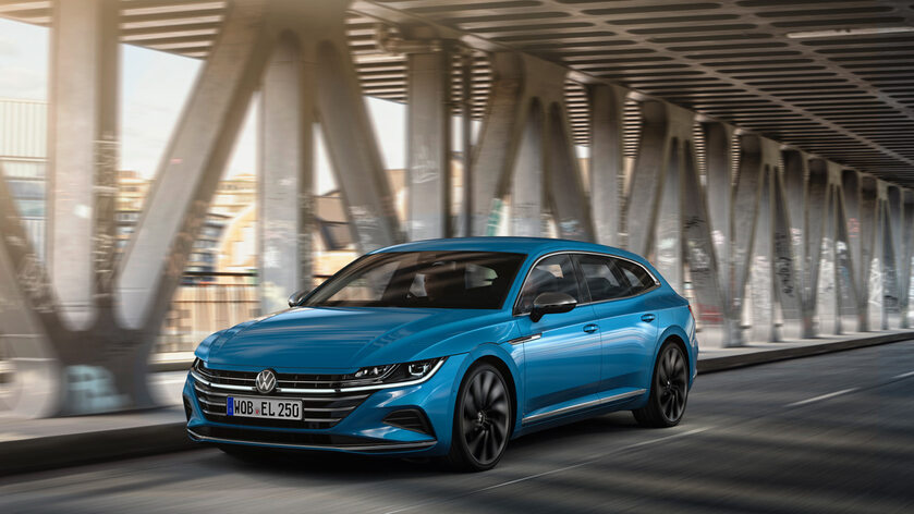 Nowy VW Arteon i Arteon Shooting Brake