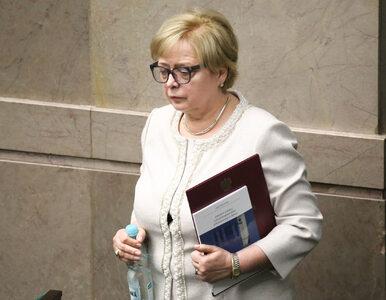 Spór o SN. Prof. Gersdorf pojawiła się w pracy i chce kierować pracami sądu