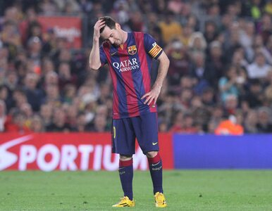 Messi chce odejść z Barcelony?