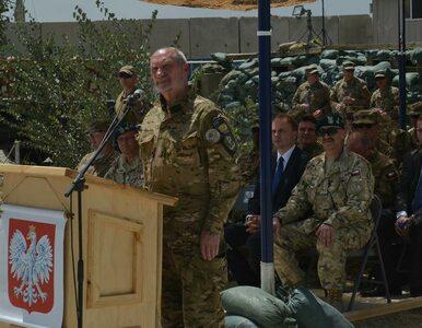 Szef MON u polskich żołnierzy w Afganistanie