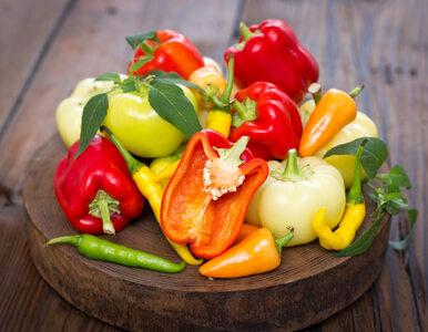 Jaki wpływ na organizm ma jedzenie papryki?