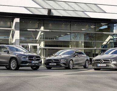 Trzy nowe hybrydy plug-in Mercedesa. Mniej niż 7 sekund do 100 km/h