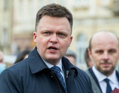 """""""Dzieją się takie rzeczy, mnóstwo innych cudów"""". Hołownia chce, by Sejm..."""