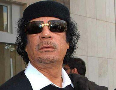 """Serbowie popierają Kadafiego. """"Kadafi, nasz bracie"""""""