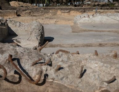 Nowe odkrycie na Westerplatte. Archeolodzy odkopali pozostałości symbolu...