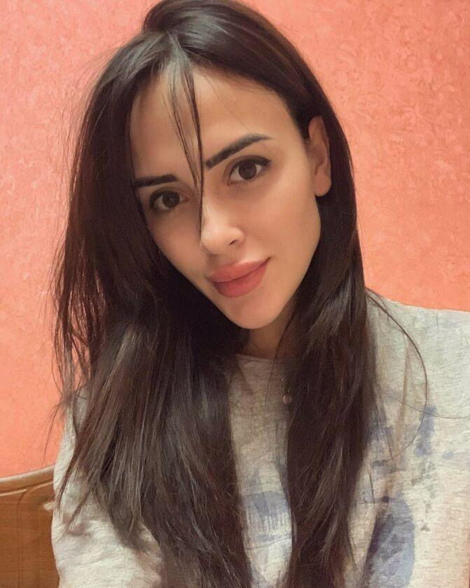 Lana, żona Macieja Rybusa