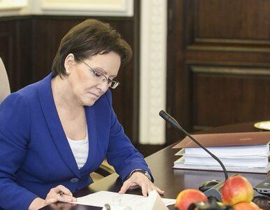 Kopacz zaakceptowała stanowisko Polski ws. Ukrainy