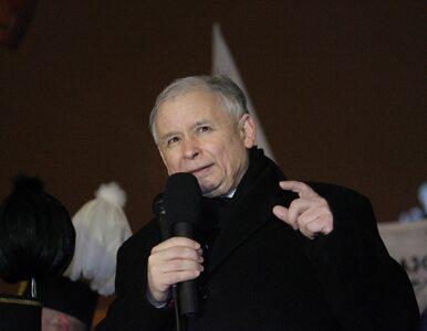Kaczyński na miesięcznicy: Sprawiedliwość musi zostać wymierzona
