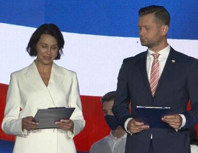 Anna Popek prowadziła konwencję Partii Republikańskiej. Dziennikarce TVP...