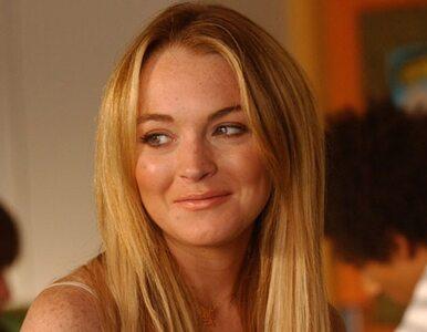 Lindsay Lohan aresztowana. Znowu