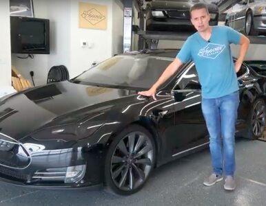 YouTuber przekonuje: 8-letnia Tesla jest bezwartościowa. Wszystko przez...