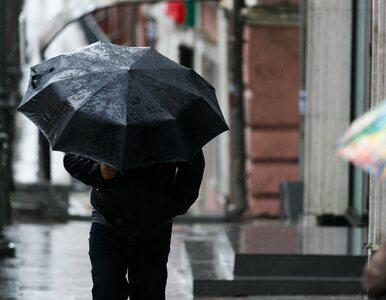 Do Polski zbliża się wir niżowy. Przyniesie deszcz i bardzo silne wichury