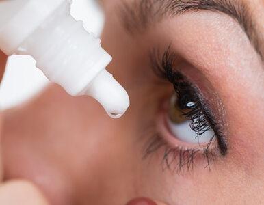 GIF wycofuje leki na wniosek producenta i importera. Chodzi o krople do...