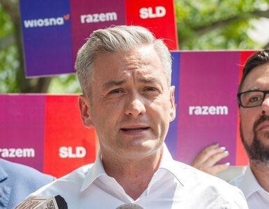 Biedroń: Jest szansa na to, żeby w końcu nie było wroga na lewicy