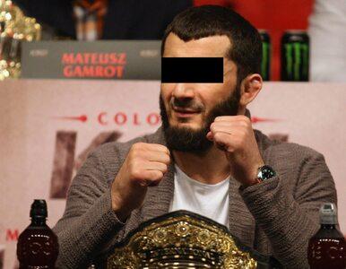 Zawodnik MMA Mamed Ch. oskarżony. Grozi mu nawet 10 lat więzienia