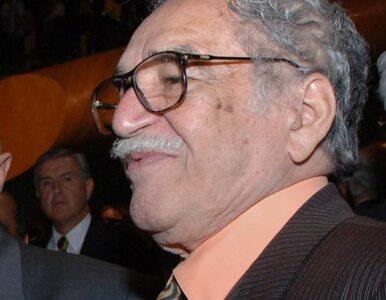 Zmarł Gabriel García Márquez