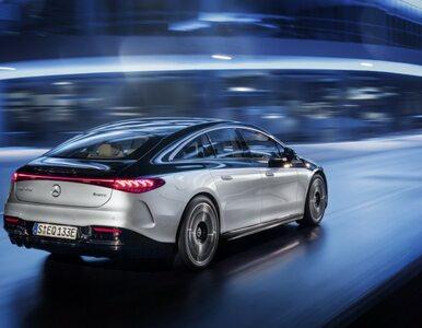 Nowy Mercedes EQS: najbardziej luksusowy elektryk świata