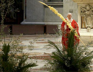 Papież Franciszek: Pandemia koronawirusa może być karą za kryzys...
