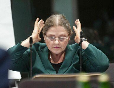 Krystyna Pawłowicz wydała oświadczenie ws. pobytu w Malinowym Zdroju....