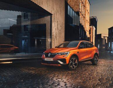 Nowe Renault Arkana. SUV coupé teraz także za rozsądne pieniądze