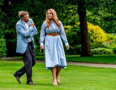 """Księżniczka Amalia zrzekła się pieniędzy od podatników. """"To niekomfortowe"""""""