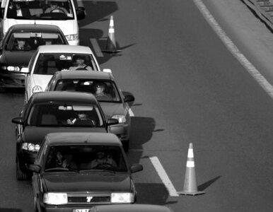 Korki w Warszawie? Ratusz: To wina przyzwyczajeń kierowców