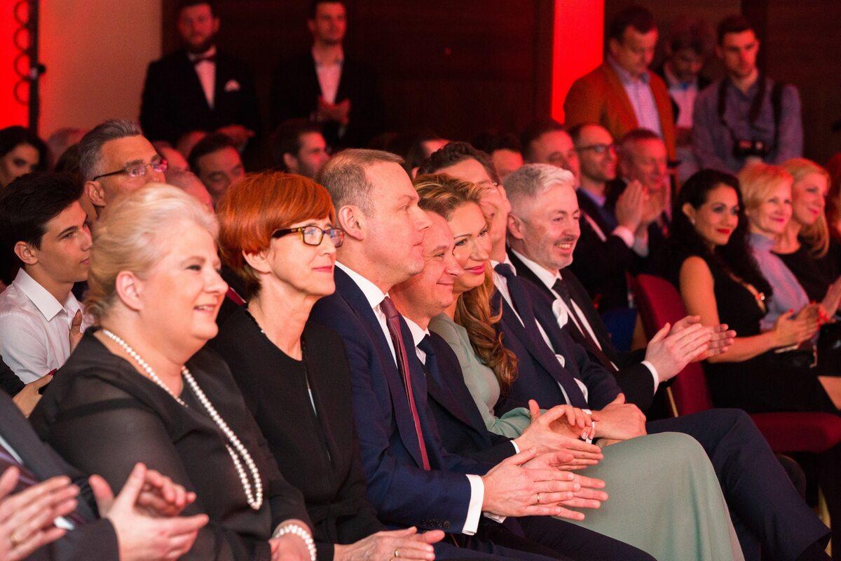 Rita Schulz, Elżbieta Rafalska, Robert Pstrokoński, Katarzyna Lisiecka, Michał Lisiecki, Tomasz Stanecki