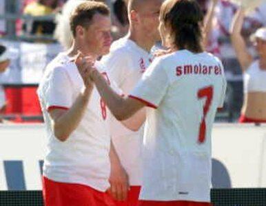 Remis w meczu Polska - Dania