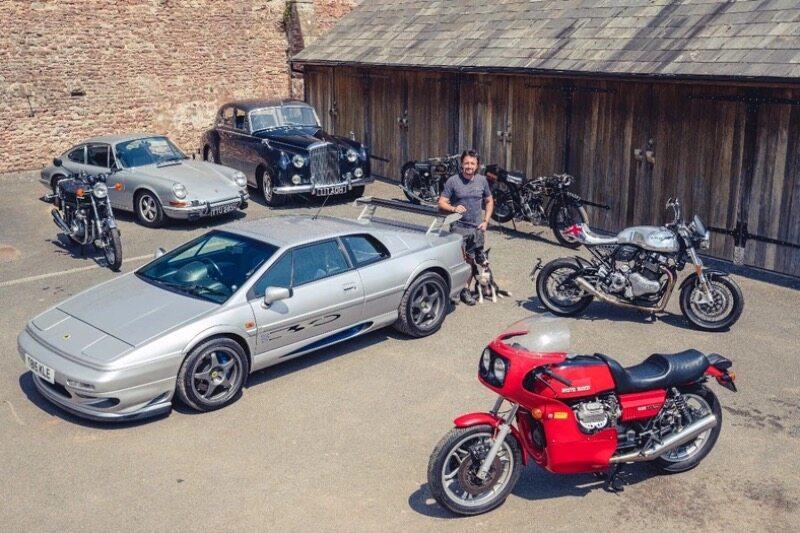 Pojazdy Richarda Hammonda