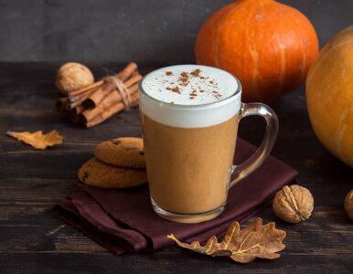 Jak zrobić dyniową kawę? Przepis na pumpkin spice latte – napój o...