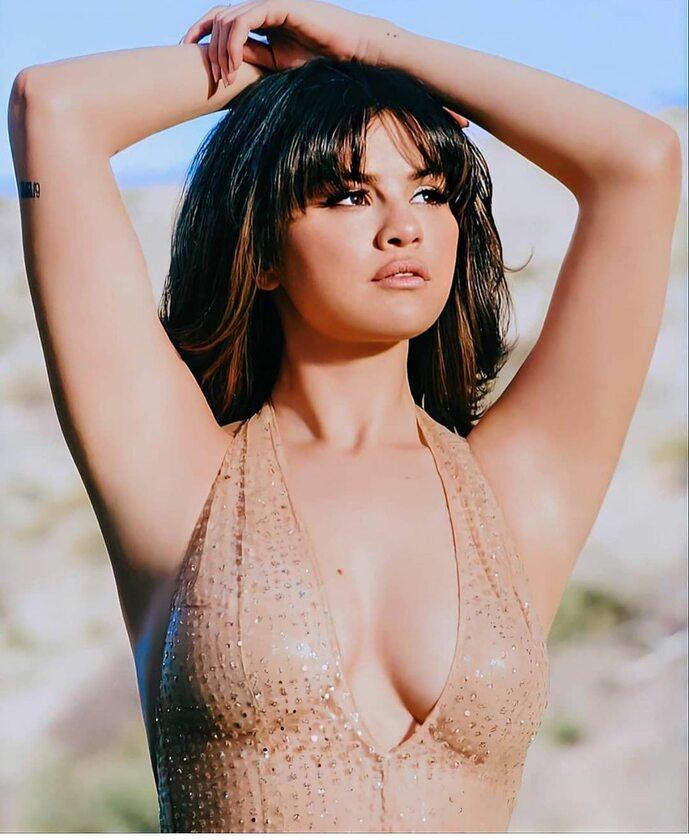Selena Gomez na Instagramie