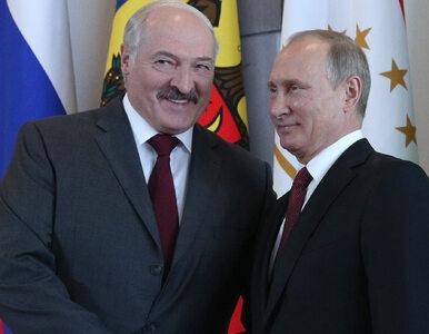 Łukaszenka spotka się z Putinem. Wiadomo, o czym będą rozmawiali