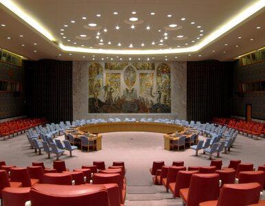 """RB ONZ potępia zachowanie Kim Dzong Una. """"Jesteśmy zdolni do obrony,..."""
