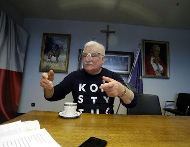 """Lech Wałęsa wspomina rozmowy okrągłostołowe. """"Te kieliszki to była..."""