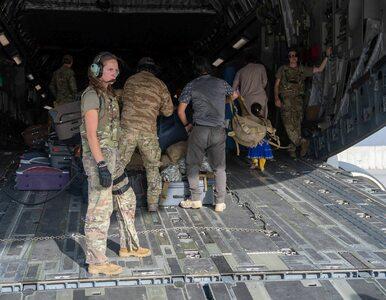 """Po 20 latach Amerykanie opuścili Afganistan. """"Nie wydostaliśmy wszystkich"""""""