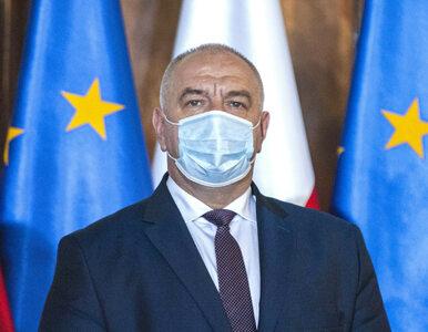 Jacek Sasin zakażony koronawirusem. Wicepremier przebywa w szpitalu