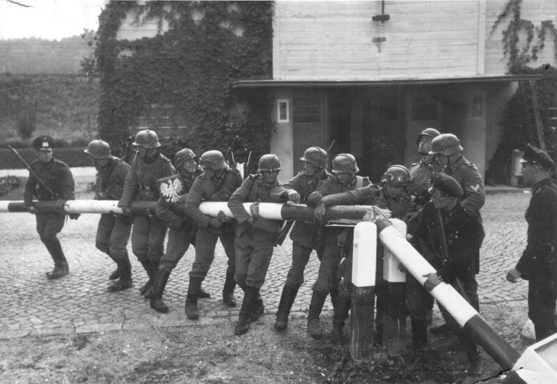 Jaką nazwę nosił plan niemieckiego ataku na Polskę?
