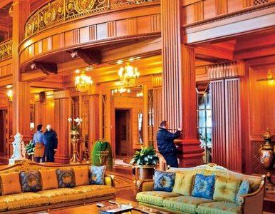 Nie tylko Janukowycz uwielbiał złoto. Złote packi na muchy w rezydencjach