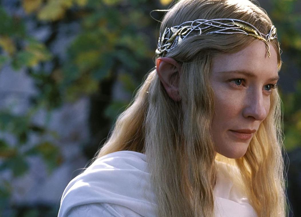 Dlaczego Galadriela nie chciała przyjąć pierścienia?