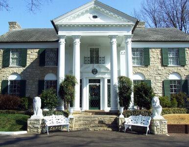 Każdy będzie mógł zobaczyć dom Elvisa Presleya. Graceland zaprasza na...