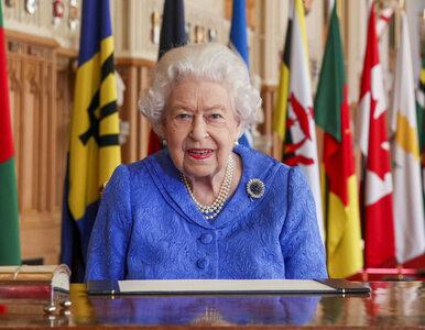Pierwsze publiczne wystąpienie królowej Elżbiety od czasu wywiadu...