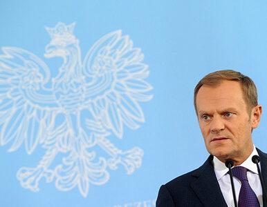 """""""Udało się wypracować konstelację, która doprowadzała Tuska na szczyt UE"""""""