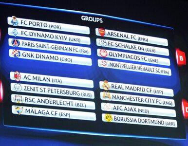 LM: Borussia Dortmund w grupie mistrzów