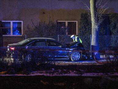 Policja szuka świadka wypadku premier Beaty Szydło