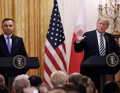 Komplikuje się sprawa Fort Trump. Polska zrezygnuje z pierwotnej koncepcji?