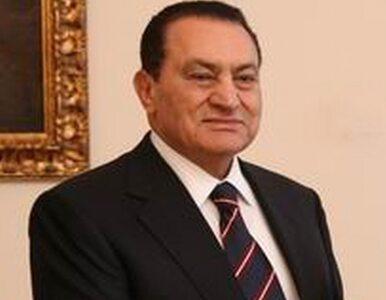 Majątek Mubaraka w Hiszpanii warty 28 milionów euro