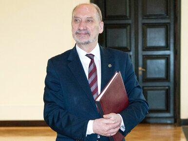 Macierewicz wyjaśnia powody, dla których formalnie oskarżył Tuska o zdradę